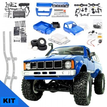 OFF-ROAD WPL C-24K 1:16 4x4 - KIT - Stavebnica
