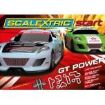 Autodráha Scalextric GTPower Pro Racing Series 1/32