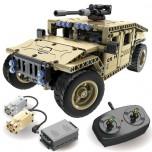 TEKNO BRICKS Military Force Car NO.8014