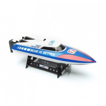 RC Loď - LRP Deep Blue 450 High-Speed Racing Boot RTR