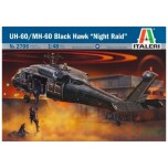 "UH-60/MH-60 BLACK HAWK ""NIGHT RAID"" (1:72)"
