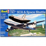Boeing 747 SCA & Space Shuttle (1:144)