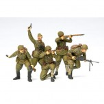 Russian Infantry 41-42 1/35