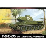 "T-34/85 ""112 Factory Production"""