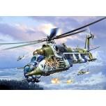 Mi-24V Hind E 1/72