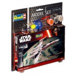 X-wing Fighter Star wars Model Set